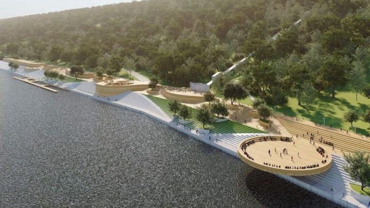 Проект благоустройства парка «Швейцария» выполнит подрядчик из Ярославля за 160,5 миллиона рублей