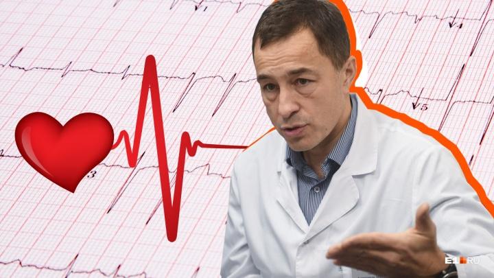 Как не умереть от инфаркта и инсульта: 8 простых скрининг-тестов, которые сохранят вашу жизнь