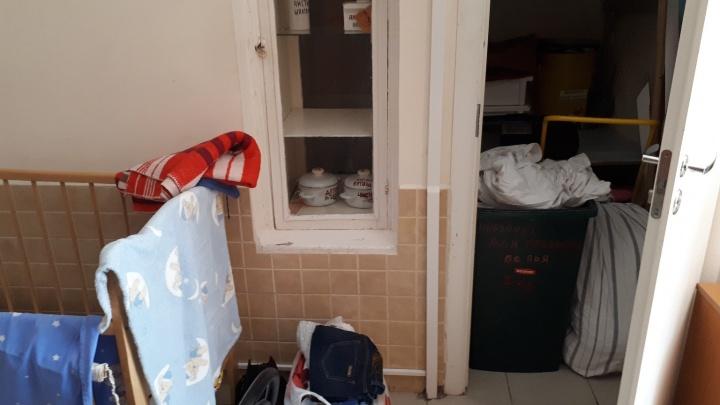 Палата в коридоре: в самарской инфекционной больнице не хватает мест для маленьких пациентов