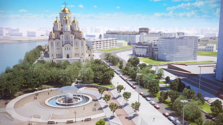 Что будет с проектом храма, если место строительства перенесут: объясняют мэрия и архитекторы