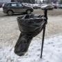 Бросай и не кури: «наноурны» в Челябинске оснастили зажимами и крепкими мешками