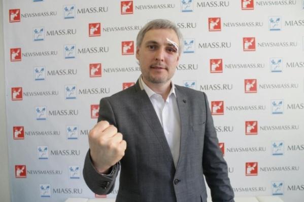 Бывшего главу администрации Миасса Станислава Третьякова задержали пока на 48 часов