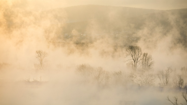 Шквалистый ветер, лавины и морозы: в среду в Красноярском крае ждут резкое ухудшение погоды