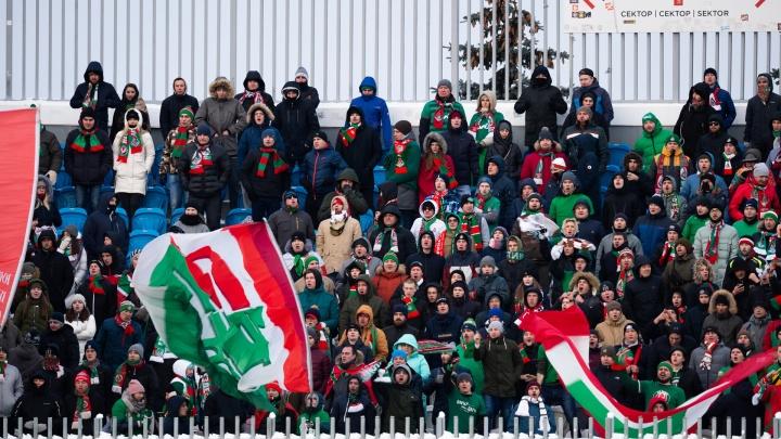 На последний матч футбольный «Уфы» дома можно будет сходить бесплатно