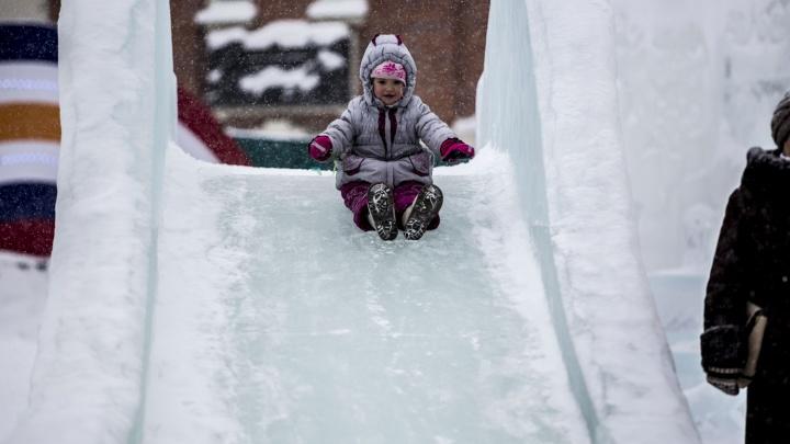 Продолжаем греться:новосибирцев ждёт тёплая и снежная погода