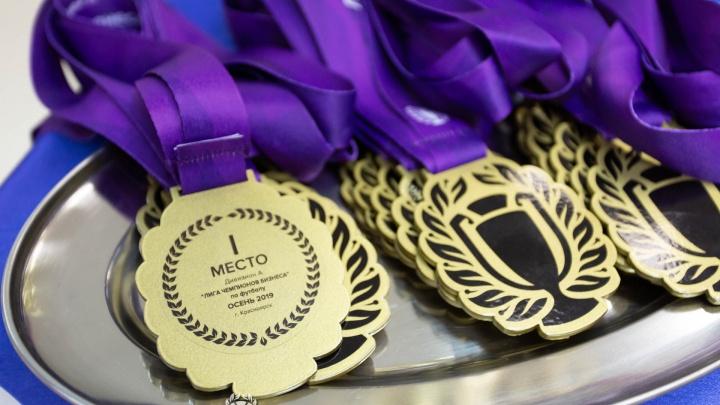 Определили лучших: восьмой сезон «Лиги чемпионов бизнеса» завершился