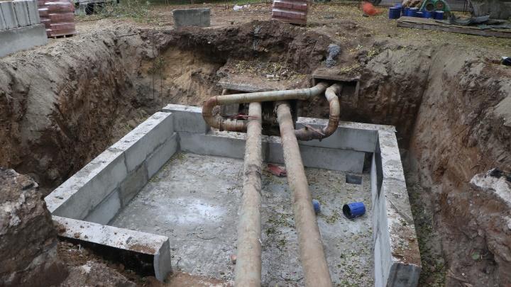 Без тепла и горячей воды остались сегодня жители Дзержинска — опять плановые работы