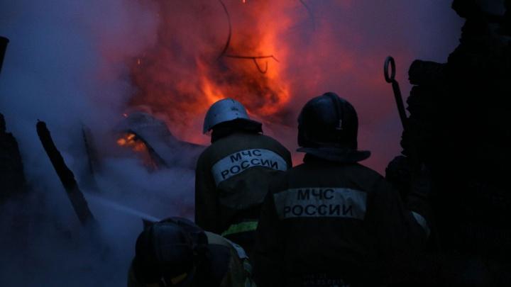 Житель Башкирии поджег дом своей бывшей возлюбленной с тремя детьми