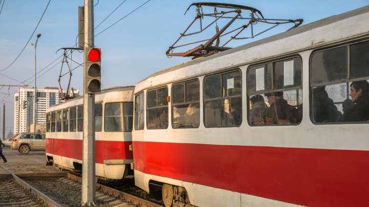 В Самаре закроют движение трамваев по Ташкентской