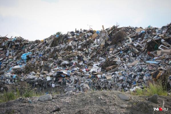 Рекультивацией городской свалки в Челябинске займётсяструктура«Росатома»