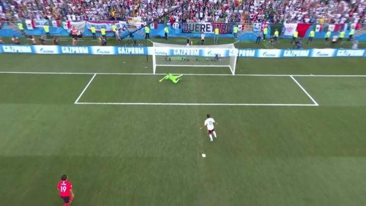Сборная Мексики одержала победу над Южной Кореей на поле «Ростов Арены»