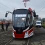 Трамвай «Львёнок» завершил тестовую эксплуатацию в Перми. Его вернули производителю