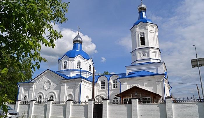РПЦ передали в безвозмездное пользование две церкви-памятника в Верхотурье