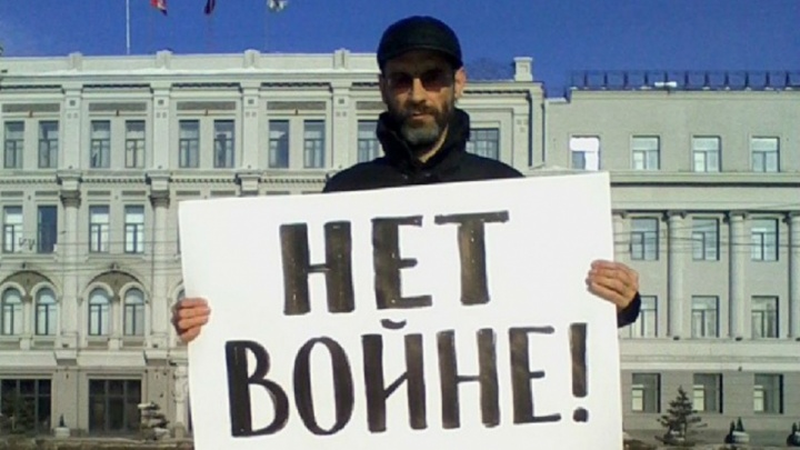 Омского журналиста Виктора Корба объявили в федеральный розыск