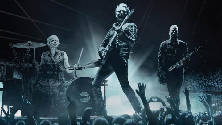 12 июля тюменцы смогут увидеть захватывающее музыкальное шоу рок-группы Muse