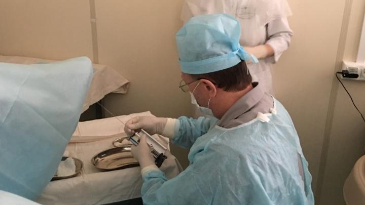 В Красноярске научились по-новому определять «мужской» рак на ранней стадии