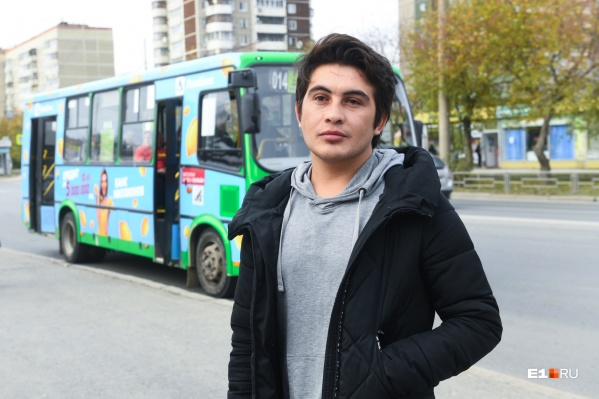 После драки в автобусе Сулейман переживал, что его немедленно уволят