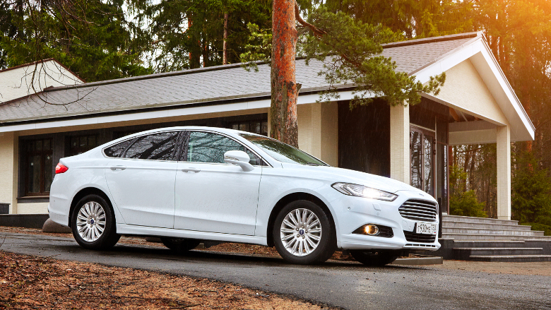 На рынок выходит обновленный Ford Mondeo