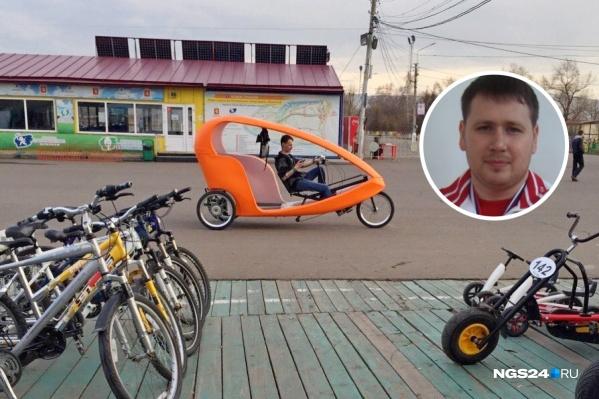 Максим Бархатов занял свою должность нынешней весной