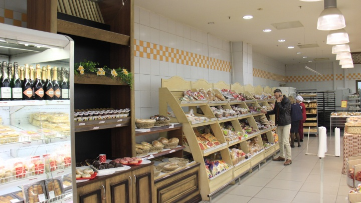 Из новосибирских магазинов начали пропадать фирменные хлебные отделы