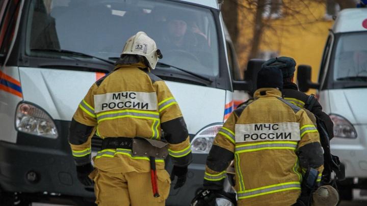 При взрыве бытового газа в многоквартирном доме в Ростовской области погибли два человека