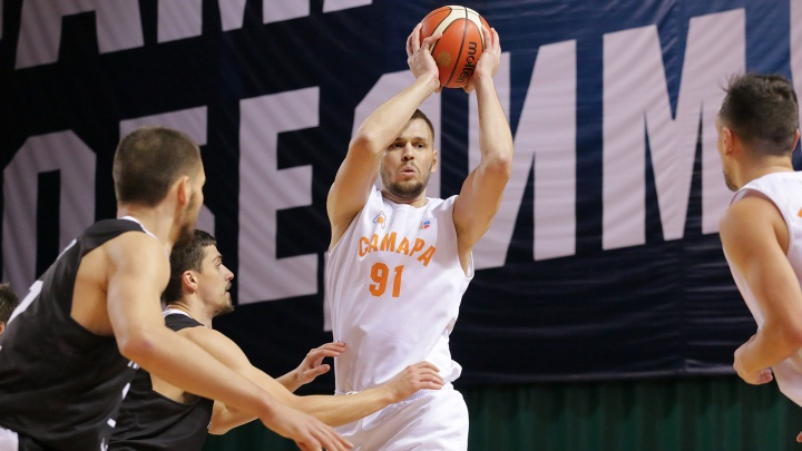 Приятная традиция: баскетболисты «Самары» разгромили ЦСКА-2