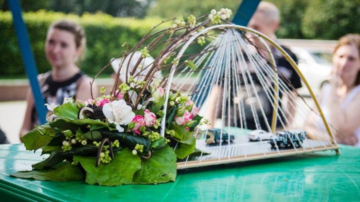 Праздник цветов: с 20 по 24 августа проведут бесплатные мастер-классы для всех желающих