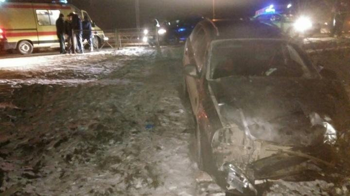 Под Уфой столкнулись две легковушки: пострадавшие ищут свидетелей