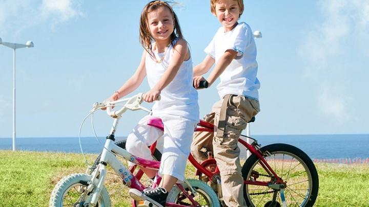 """Детские велосипеды в """"СпортЭк"""" можно купить со скидками"""