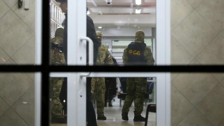 На складе сети «Красное & Белое» в Екатеринбурге прошли обыски