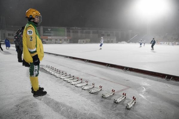 Капитана «Водника» Евгения Дергаева вскоре ждут игры за сборную России на чемпионате мира по хоккею с мячом