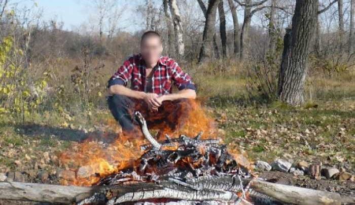 Источник UFA1.RU рассказал, как силовики вышли на потрошителя из Башкирии, расчленившего брата