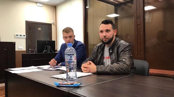 Экс-координатора челябинского штаба Навального арестовали после протестной акции в Москве