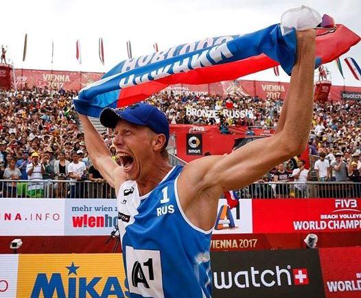 Кубанские спортсмены взяли бронзу чемпионата мира попляжному волейболу
