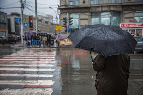 Первая половина октября порадует теплом, но вторая зальёт дождями с мокрым снегом