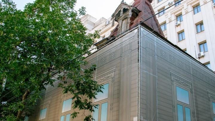 В Самаре меценатам придется оплатить долг за аренду дома Маштакова