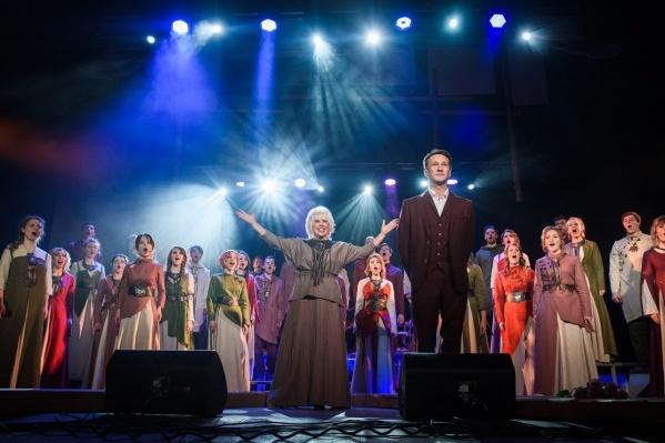 «Млада» выступит с сольным концертом в Мариинском театре