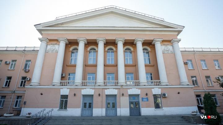 В центре Волгограда за 15 миллионов рублей отремонтируют историческое здание академии МВД