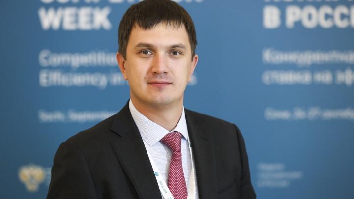 Молодой многодетный отец возглавит нижегородское УФАС