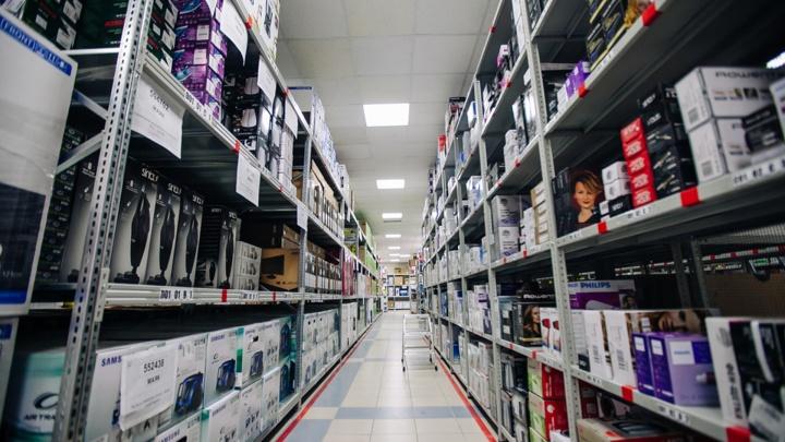 Товары по рублю: в Челябинске откроют второй магазин-склад «Ситилинк» с суперакцией на технику