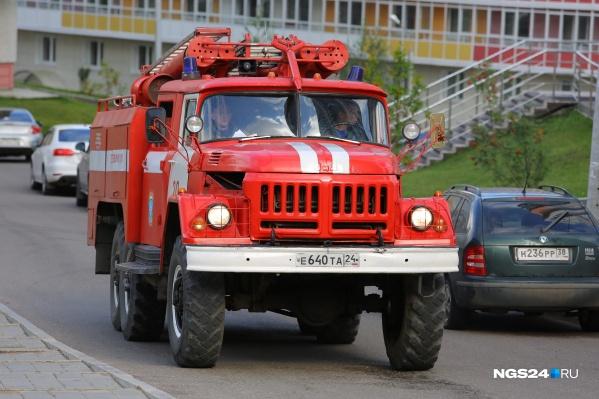 Командир пожарной части был застукан пьяным на работе