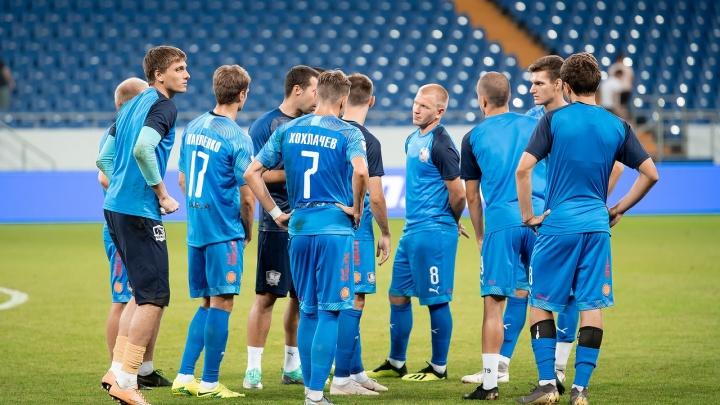 Состав ФК «Чайка» пополнили два новых игрока