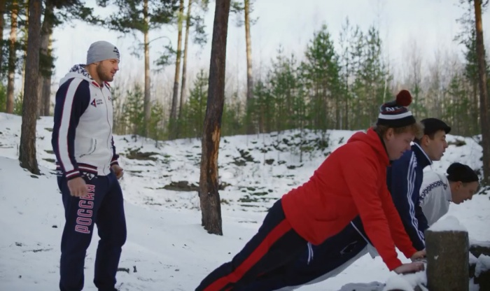 Иван Штырков заставил гопников заниматься спортом
