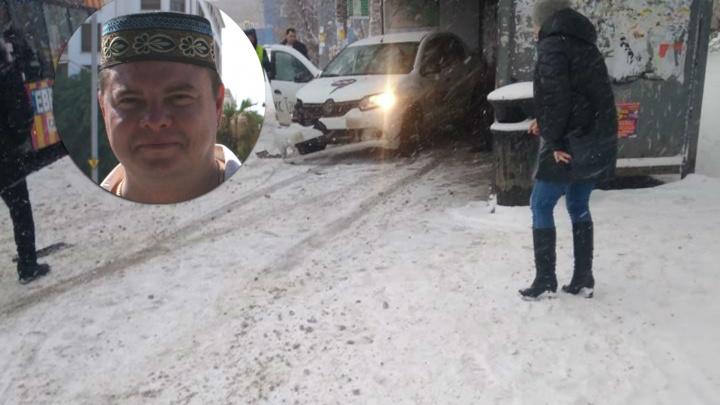 «Родился в рубашке»: чудом уцелевший пермяк рассказал о ДТП с такси на Мильчакова