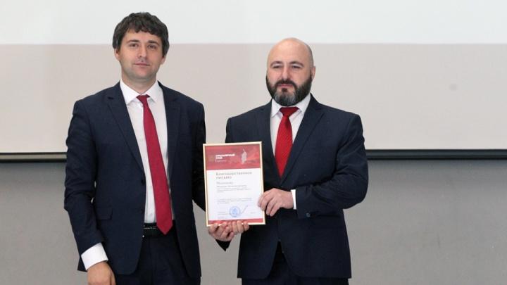Вклад «МегаФона» в Универсиаду отмечен губернатором Красноярского края