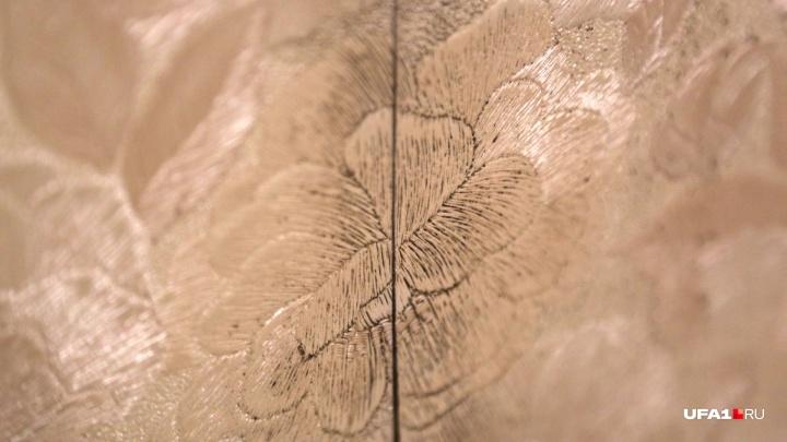 После публикации UFA1.RU в доме уфимки, которая живет в квартире с плесенью, замазали трещины