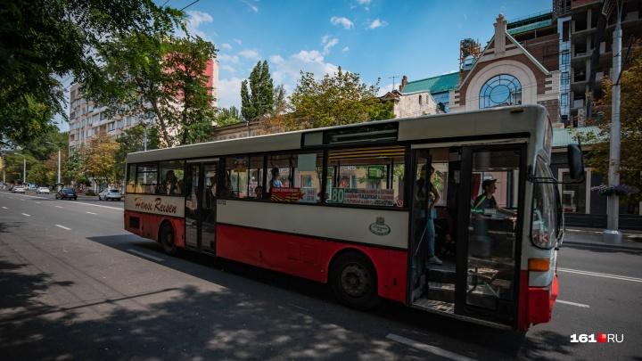 Два из двадцати пяти: в Ростове проверили, как в автобусах работают кондиционеры