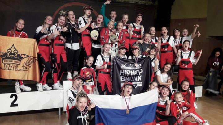 Курганские танцоры участвуют в кастинге проекта «Танцы. Дети» на ТНТ