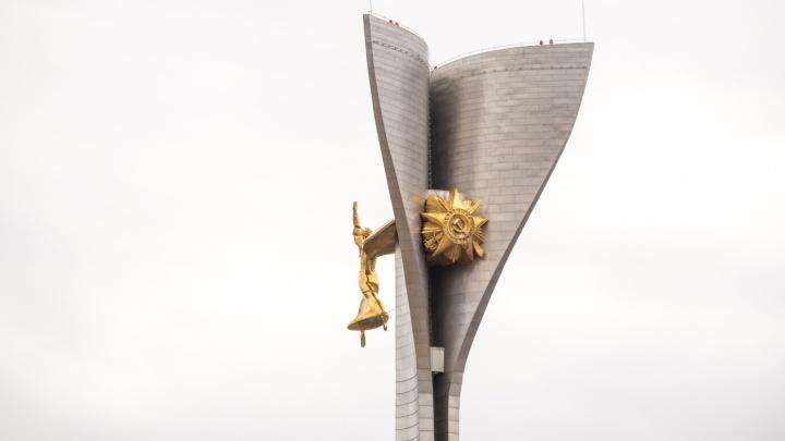 Стеле на Театральной площади пока не изменят статус выявленного объекта культурного наследия
