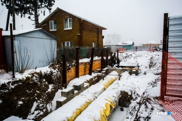 Дом Константина, который пожаловался в прокуратуру на нарушение СНиПов